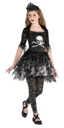 Prima Zomberina Girls Costume
