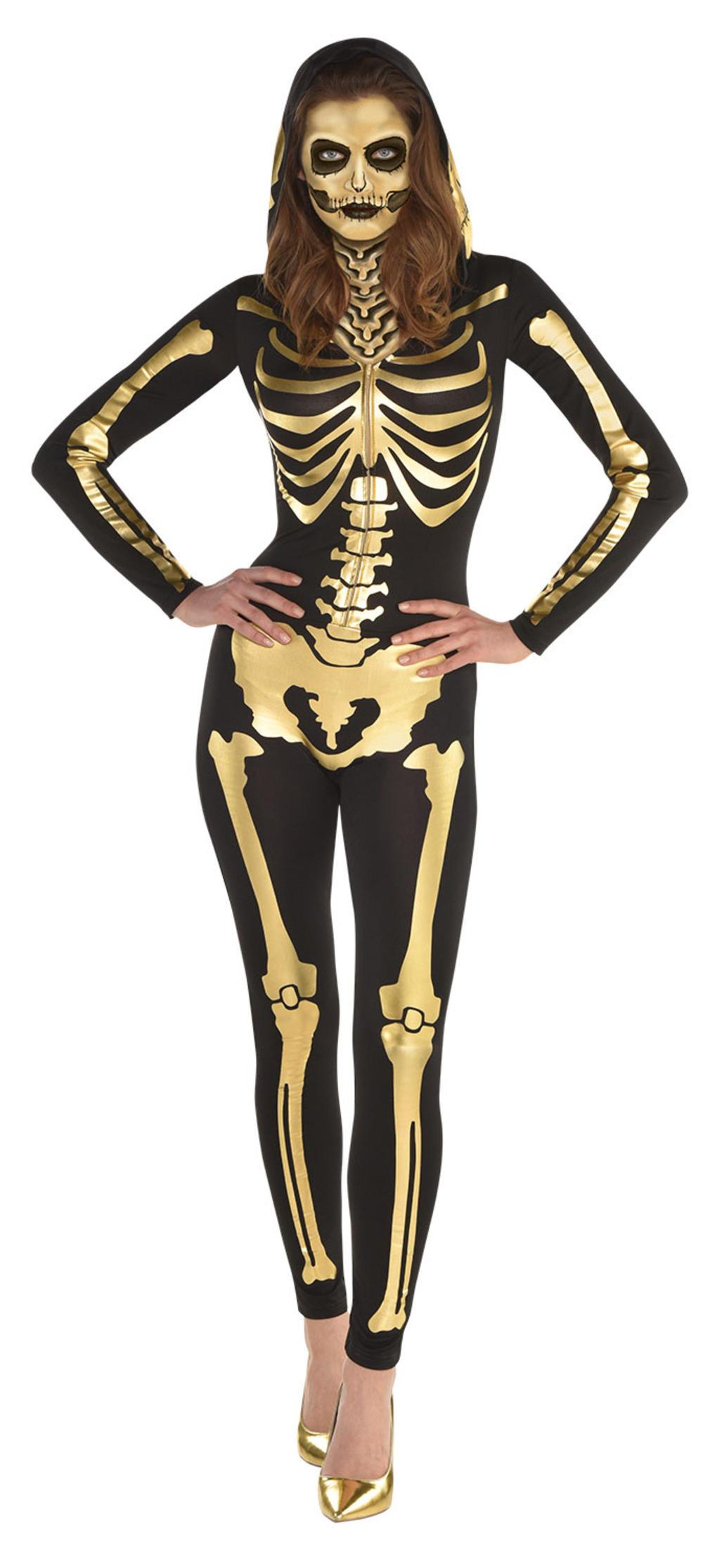 24 Carat Bones Ladies Costume