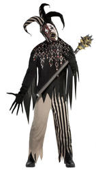Twisted Jester Mens Costume