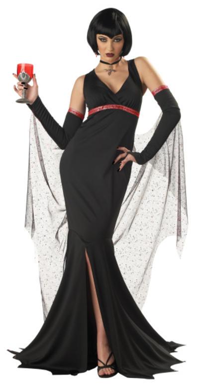 Immortal Seductress Costume