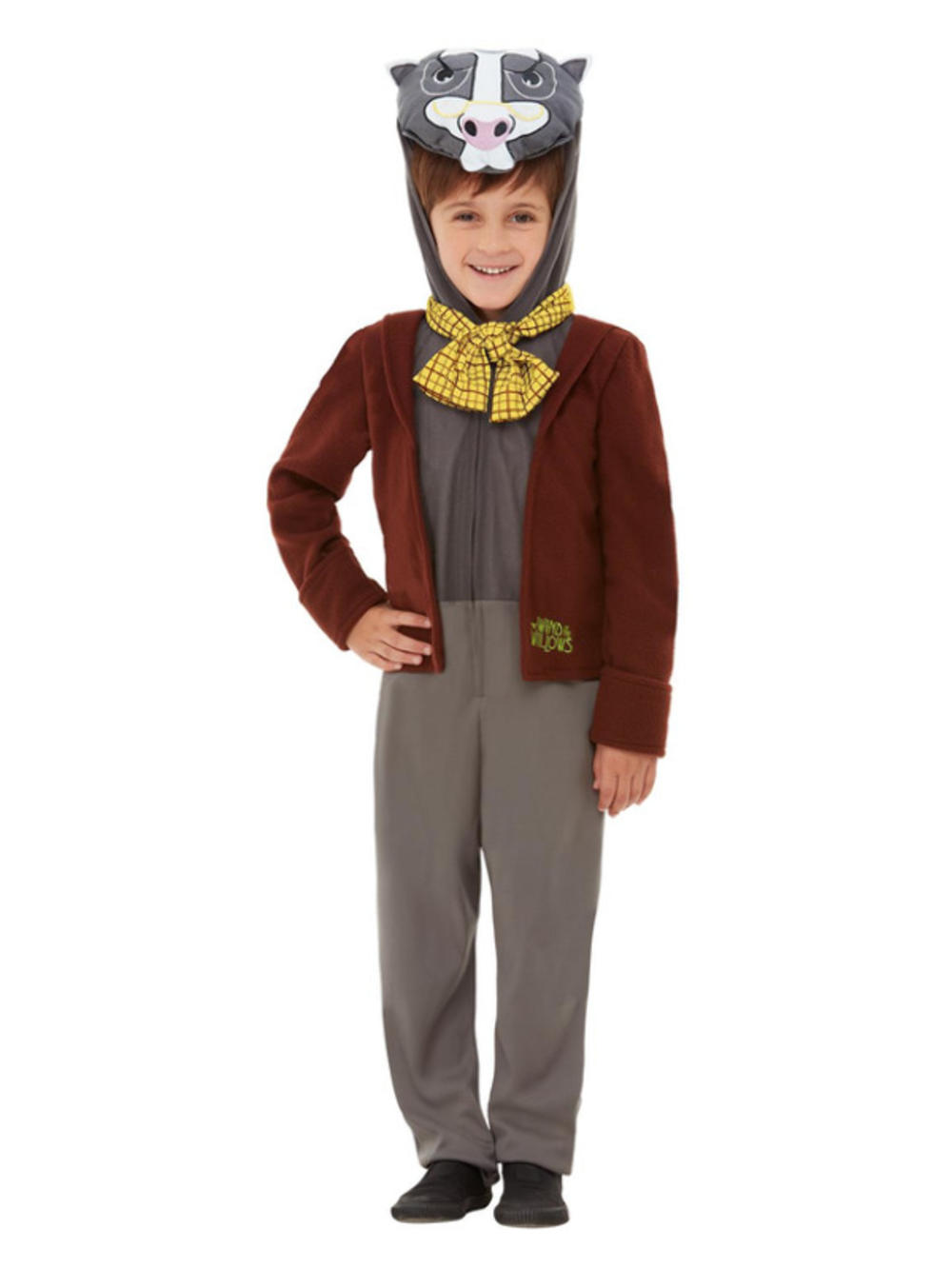 Wind in the Willows Deluxe Badger Costume