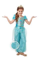 Glitter and Sparkle Jasmine Girls Costume