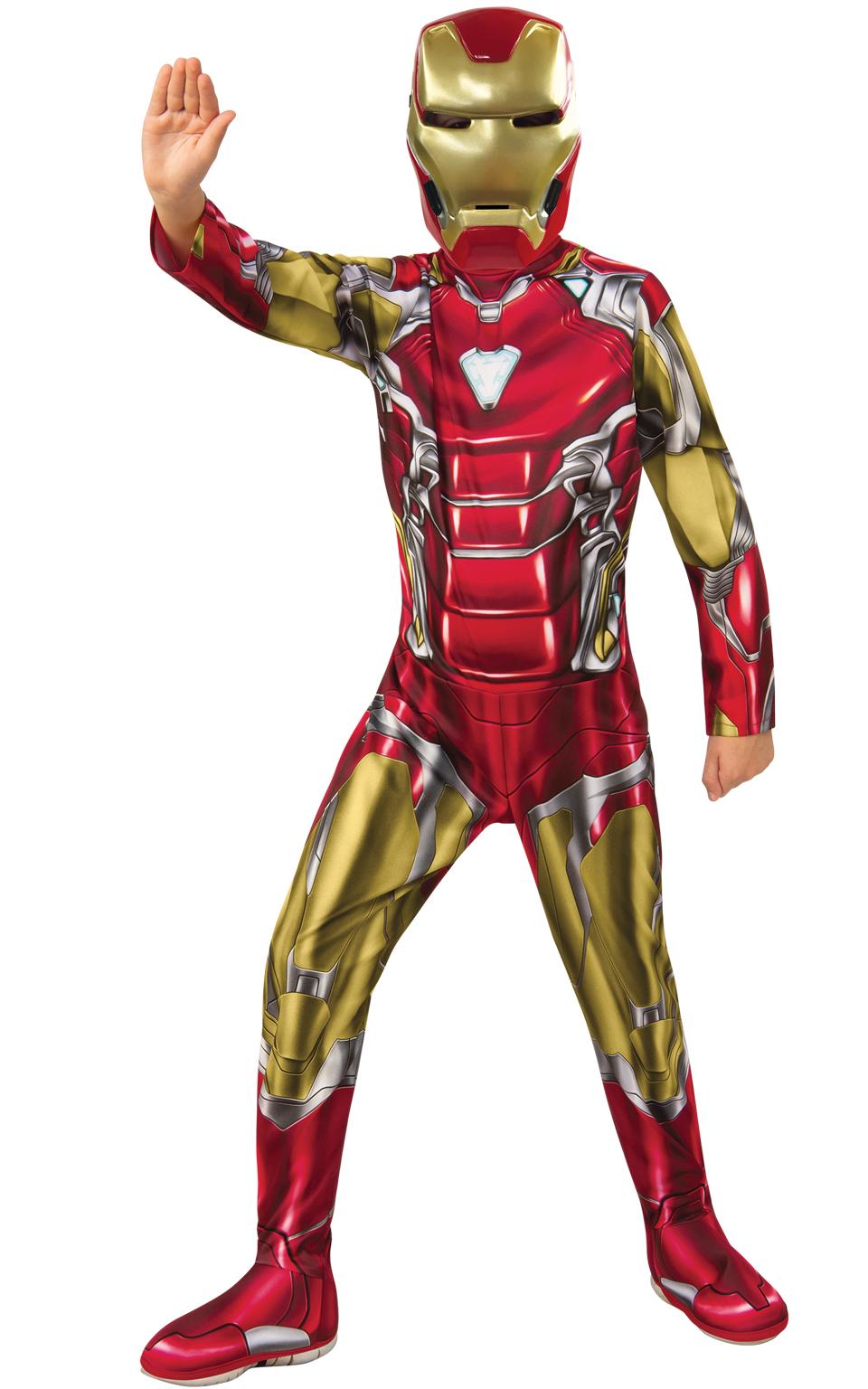 Deluxe Hulk Boys Fancy Dress Avengers Endgame Superhero Kids Comic Book Costume