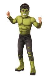 Deluxe Hulk Boys Costume