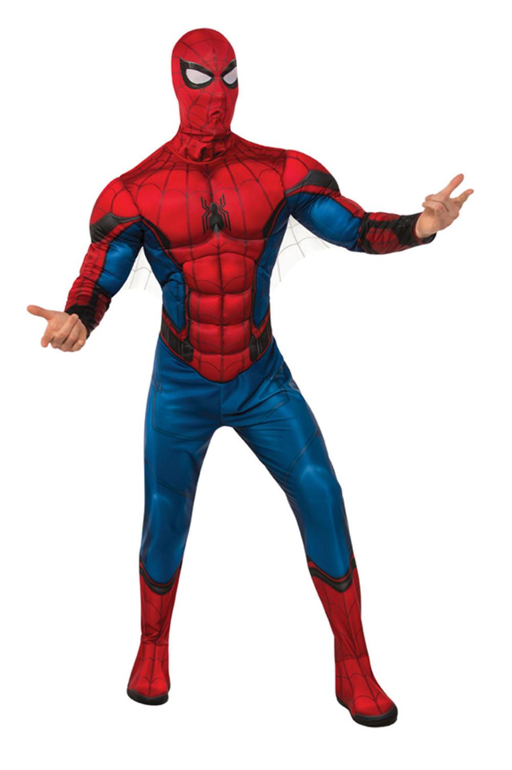 Spider-Man Mens Costume