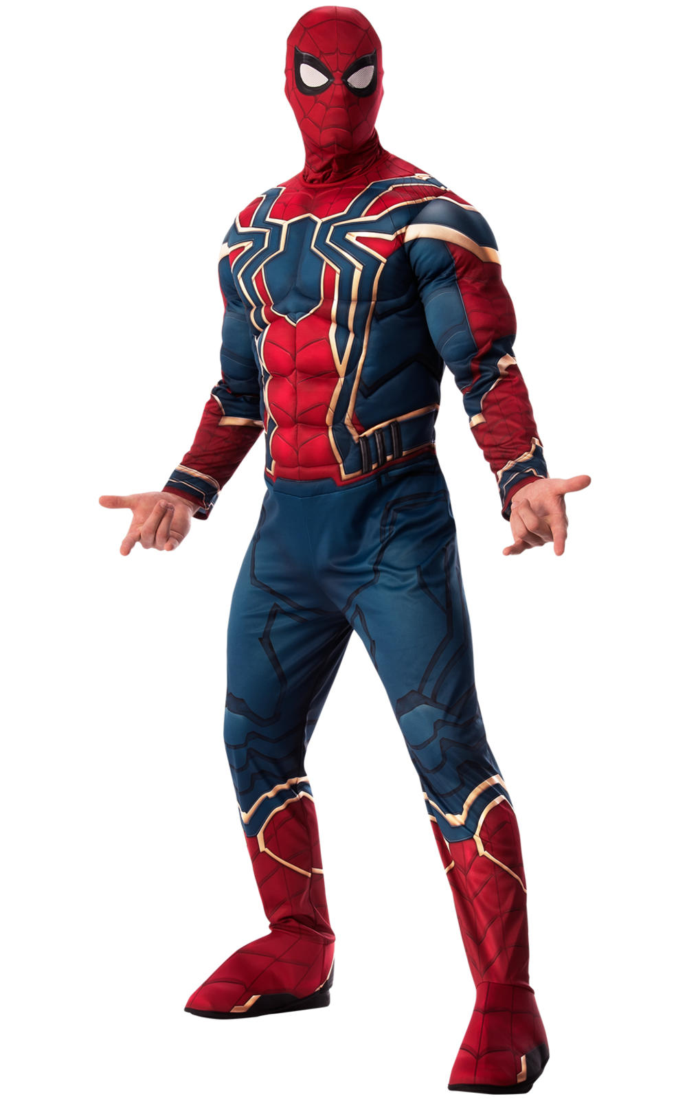 Iron Spider Mens Costume