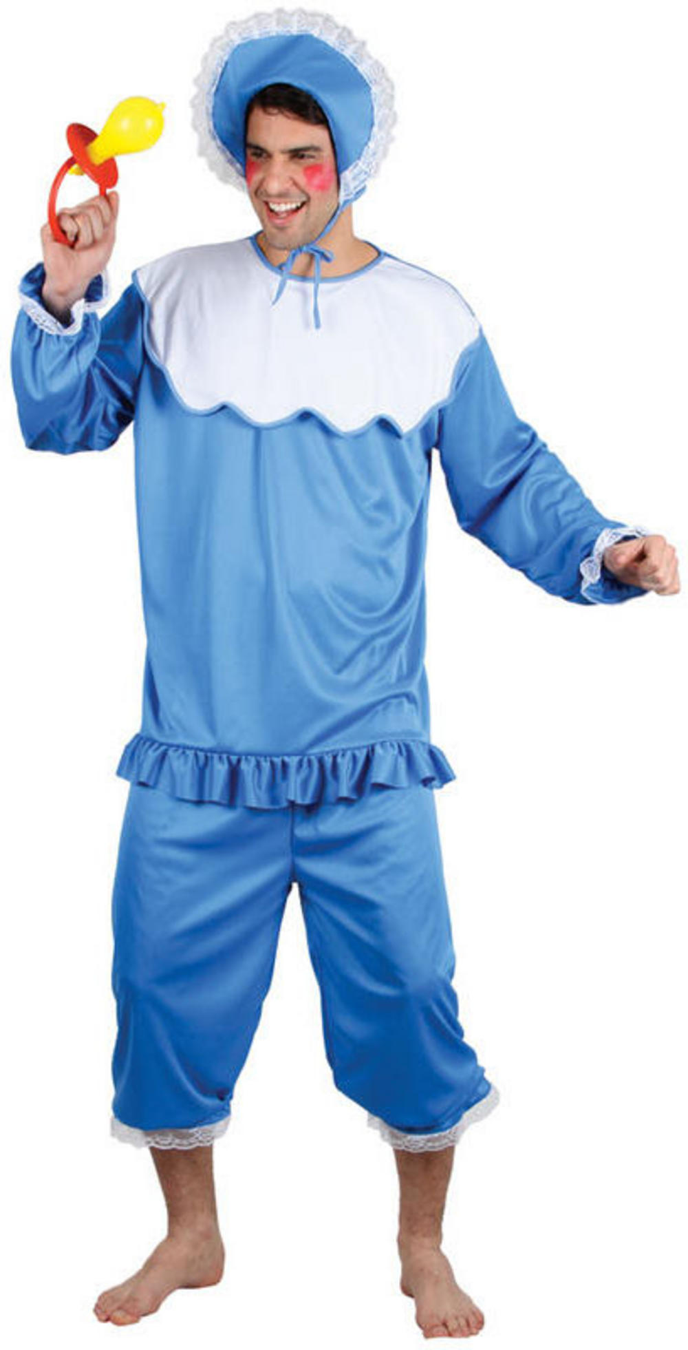 Blue Cry Baby Costume