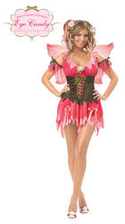 Rose Fairy Costume