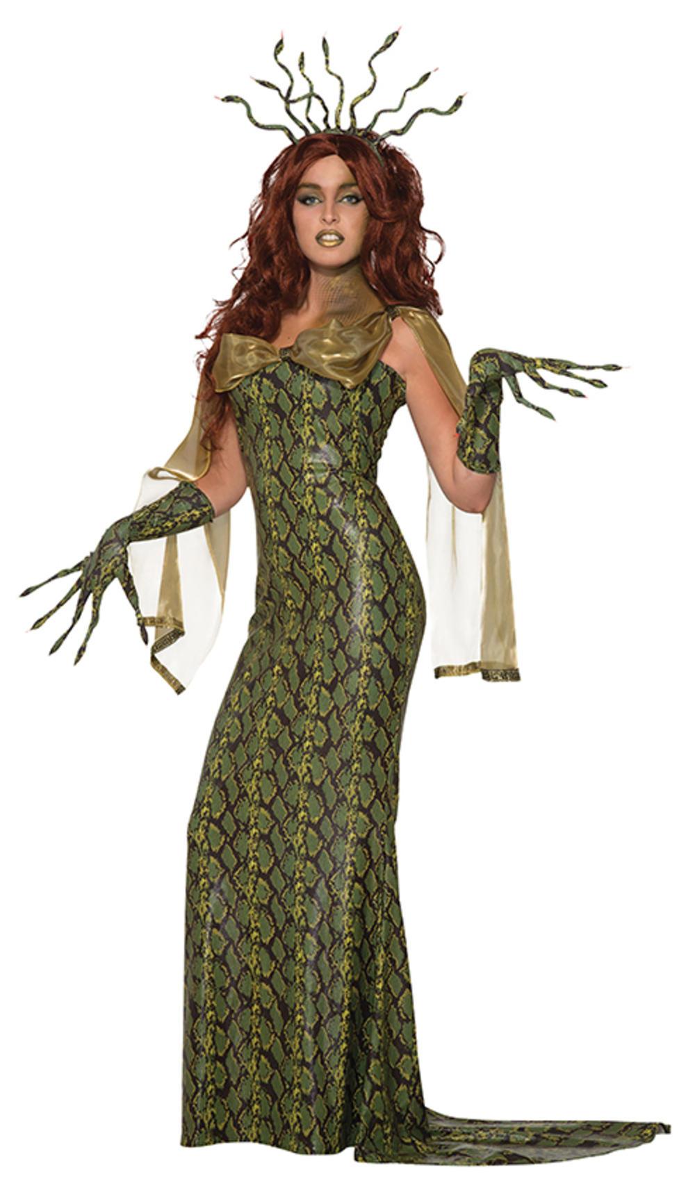 Deluxe Medusa Ladies Costume