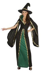 Medieval Witch Ladies Costume