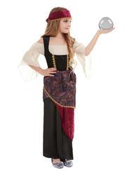 Deluxe Fortune Teller Girls Costume
