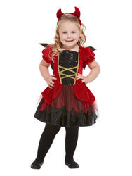 Toddler Devil Fancy Dress