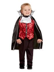 Toddler Vampire Fancy Dress