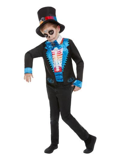 Day of The Dead Boy Fancy Dress