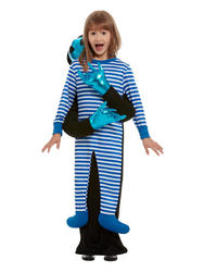 Alien Abduction Kids Costume