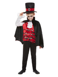 Vampire Boys Fancy Dress