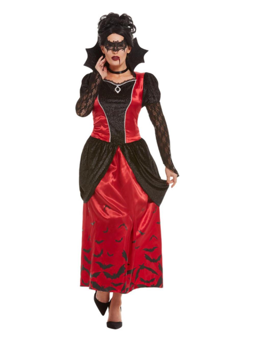 Gothic Vampire Ladies Costume
