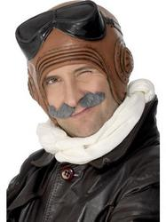 Biggles WW2 Flying Helmet