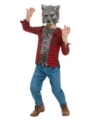 Werewolf Boys Fancy Dress
