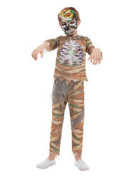 Zombie Mummy Boys Costume