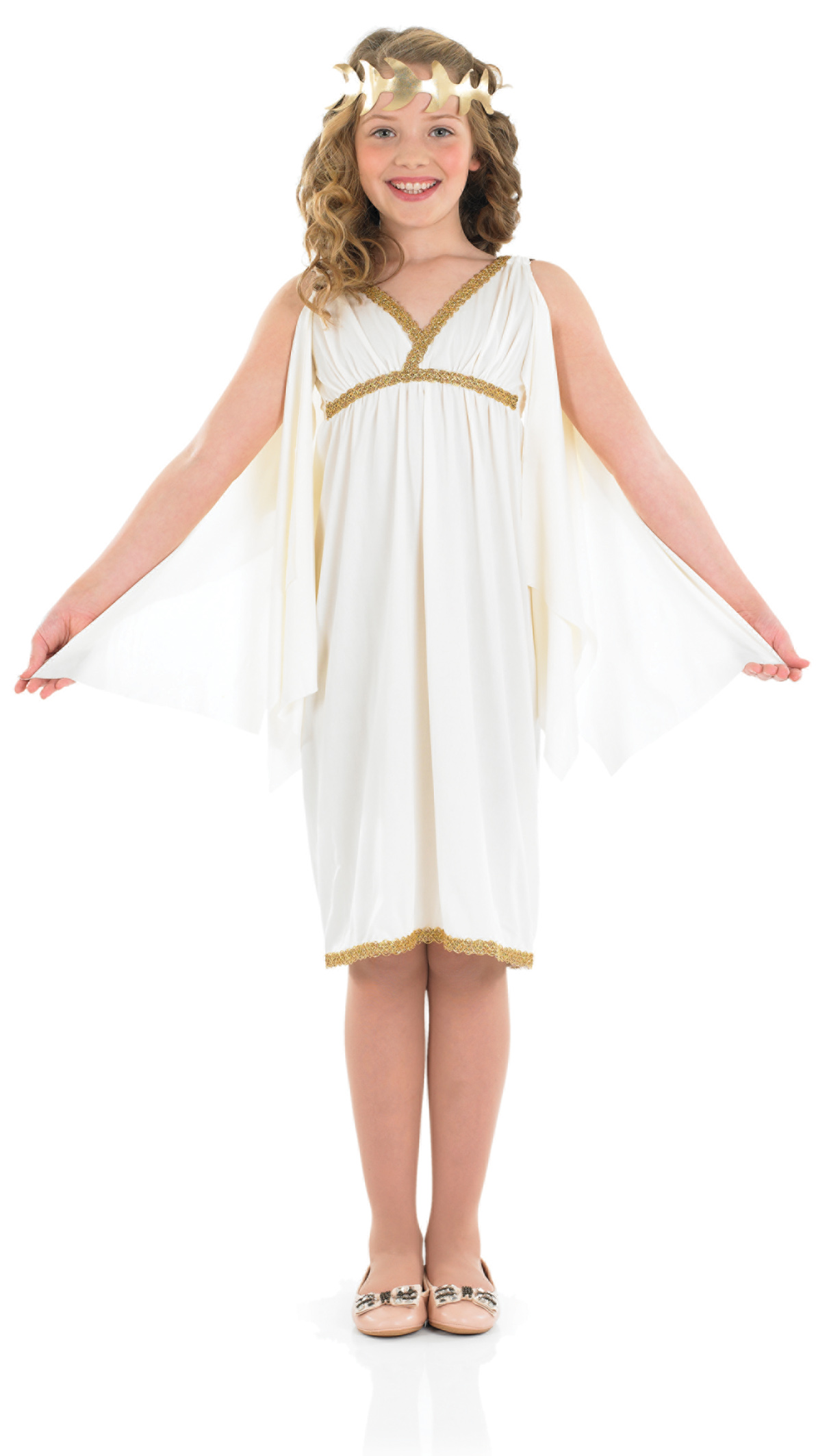 Cleopatra Girlsl Costume Ancient Egypt Kids Egyptian Fancy Dress