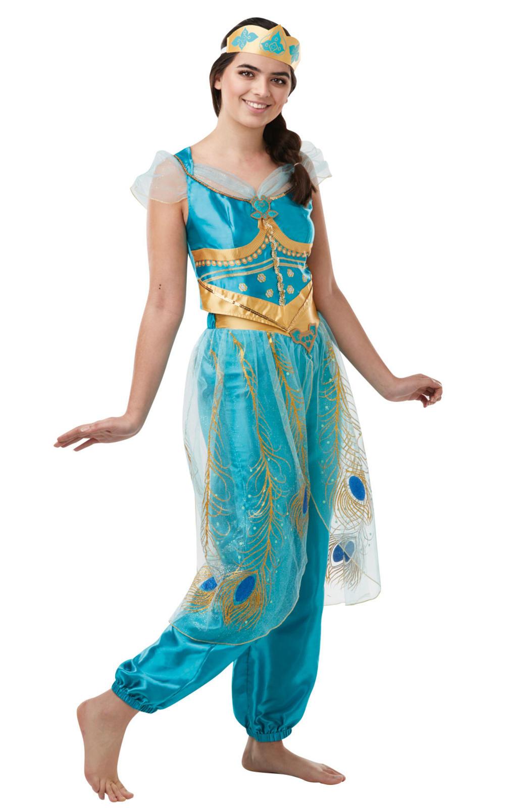 Jasmine Ladies Costume