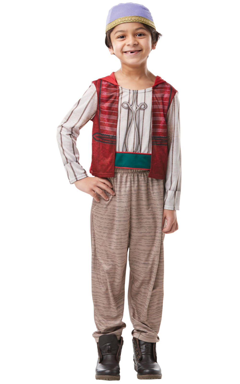 Aladdin Boys Costume