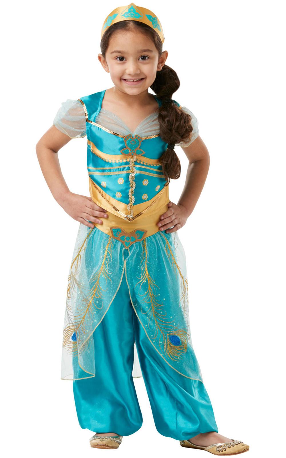 Jasmine Girls Costume