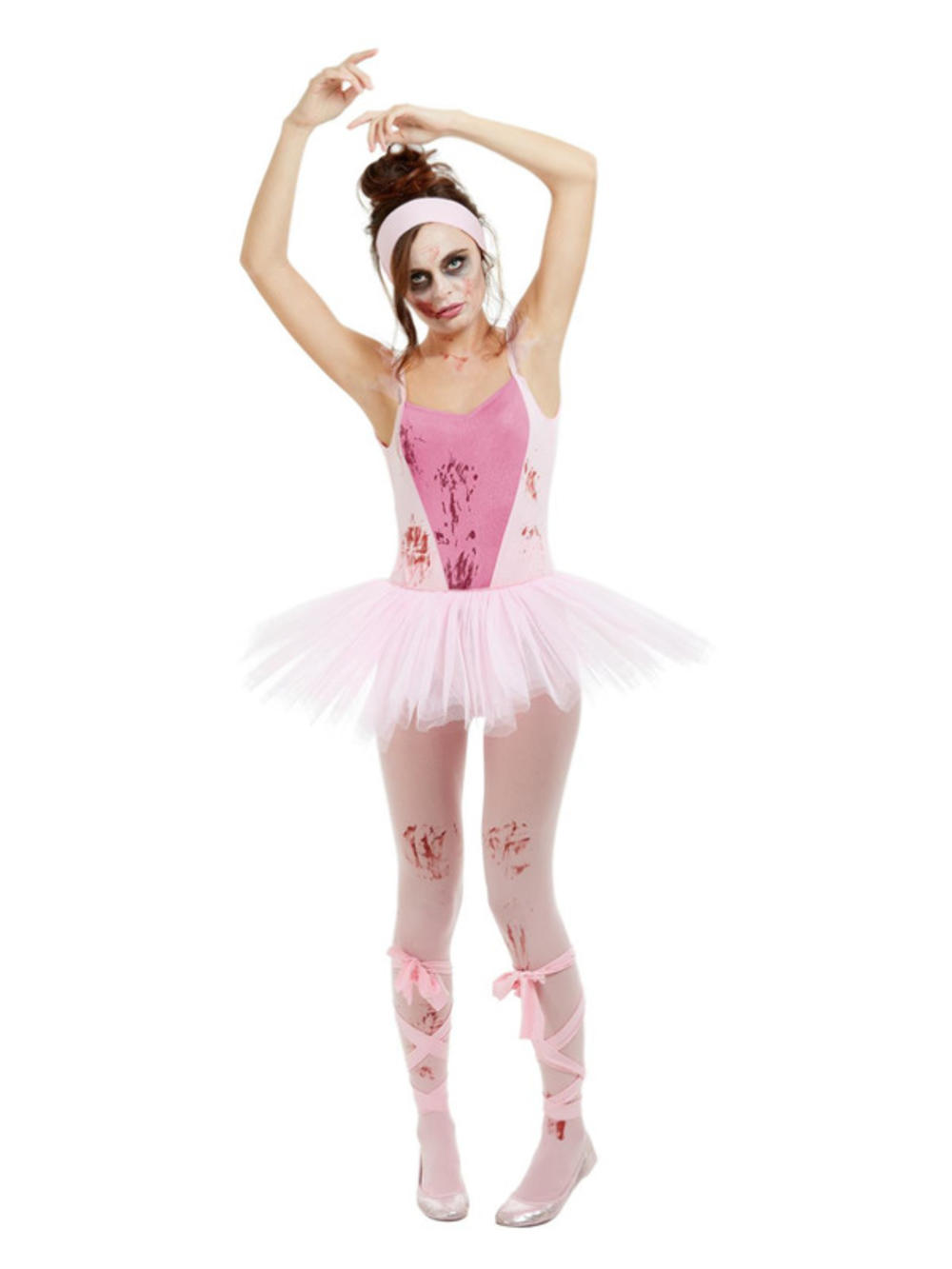 Zombie Ballerina Ladies Costume
