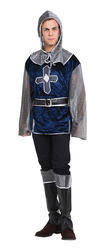 Medieval Knight Mens Costume