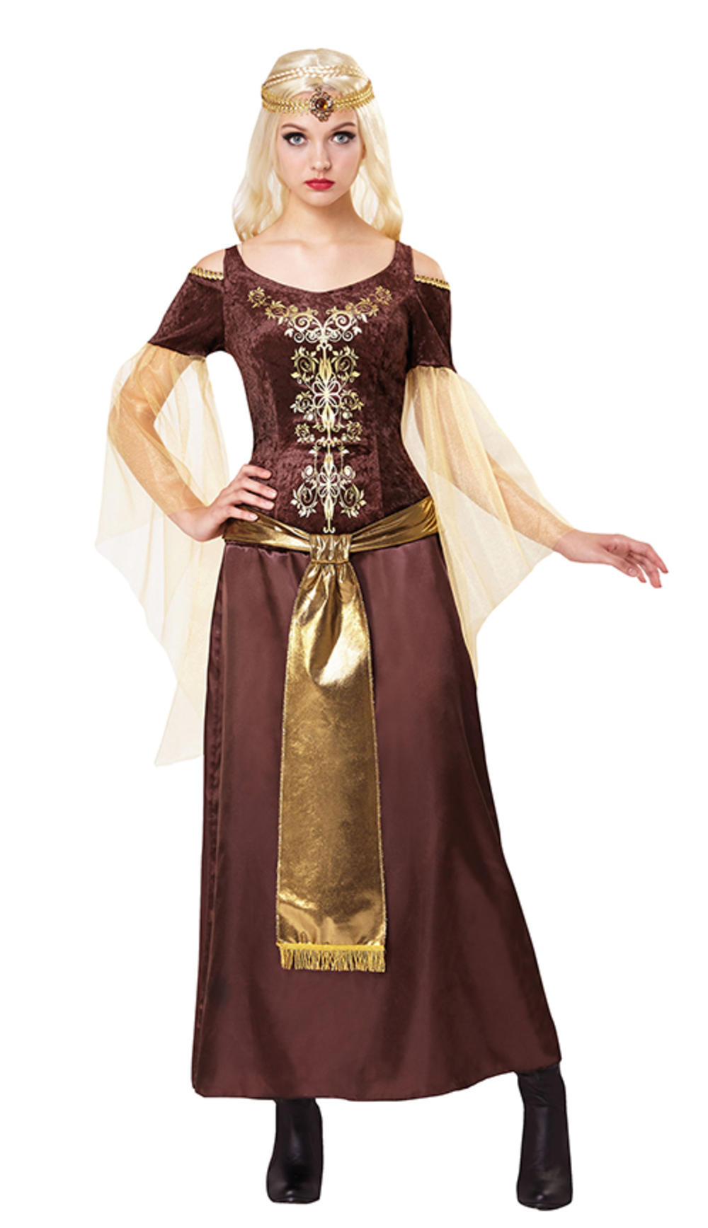 Medieval Lady Costume