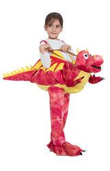 Dragon Step In Kids Costume