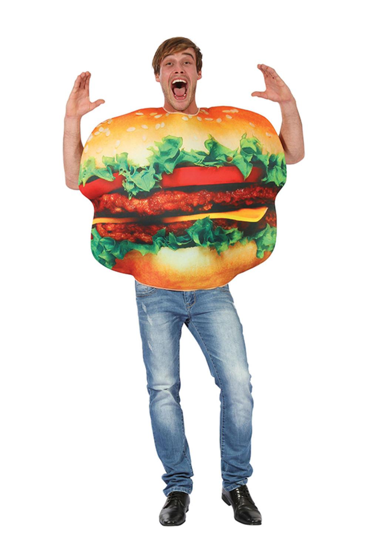 Adults Burger Costume