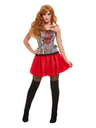Deluxe Knife Throwers Assistant Ladies Costume