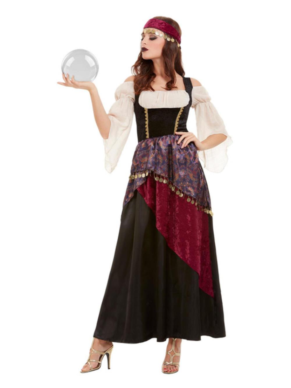 Deluxe Fortune Teller Ladies Costume