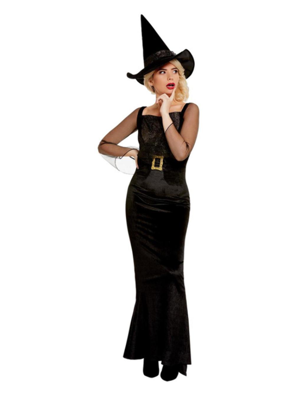 Glam Witch Ladies Costume