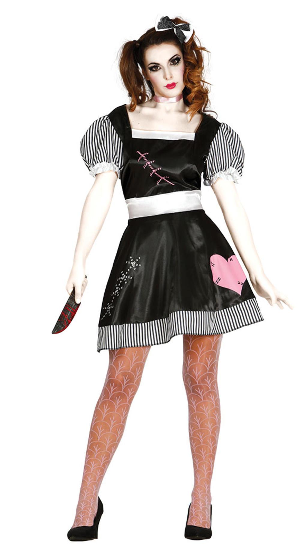 Killer Doll Ladies Costume