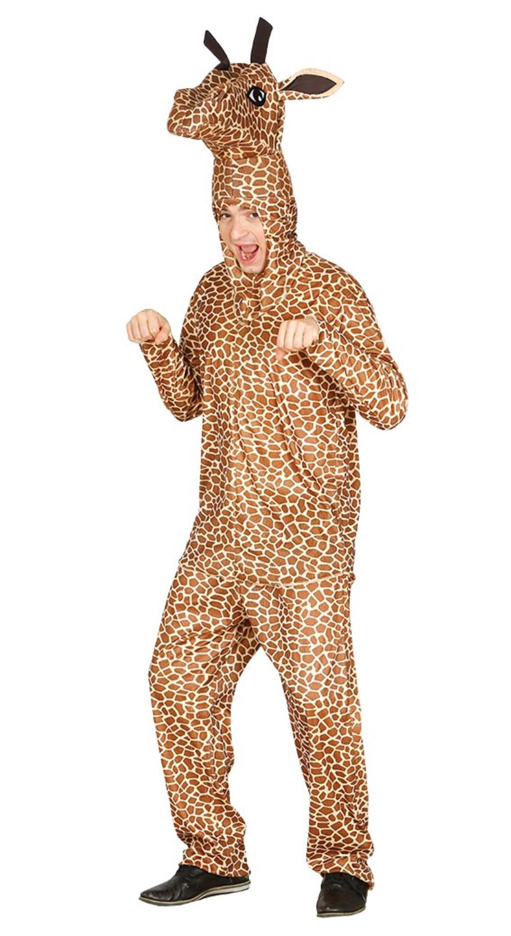 Giraffe Adults Costume