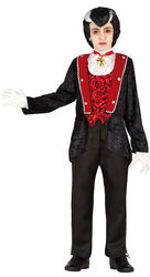 Count Vampire Boys Costume