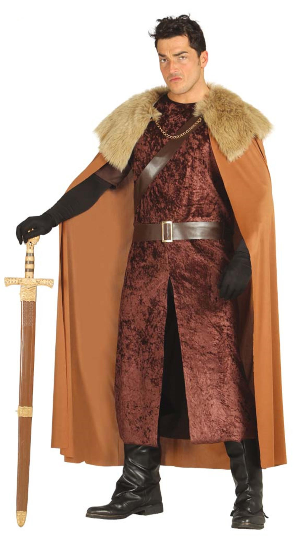 Lord of the Highlands Mens Costume
