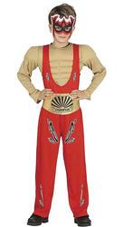 Kids Wrestler Costume