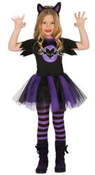 Little Bat Girls Costume
