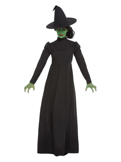 Wicked Witch Ladies Fancy Dress Costume