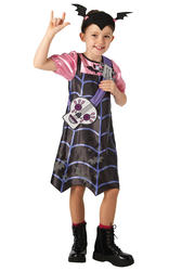 Deluxe Vampirina Girls Costume