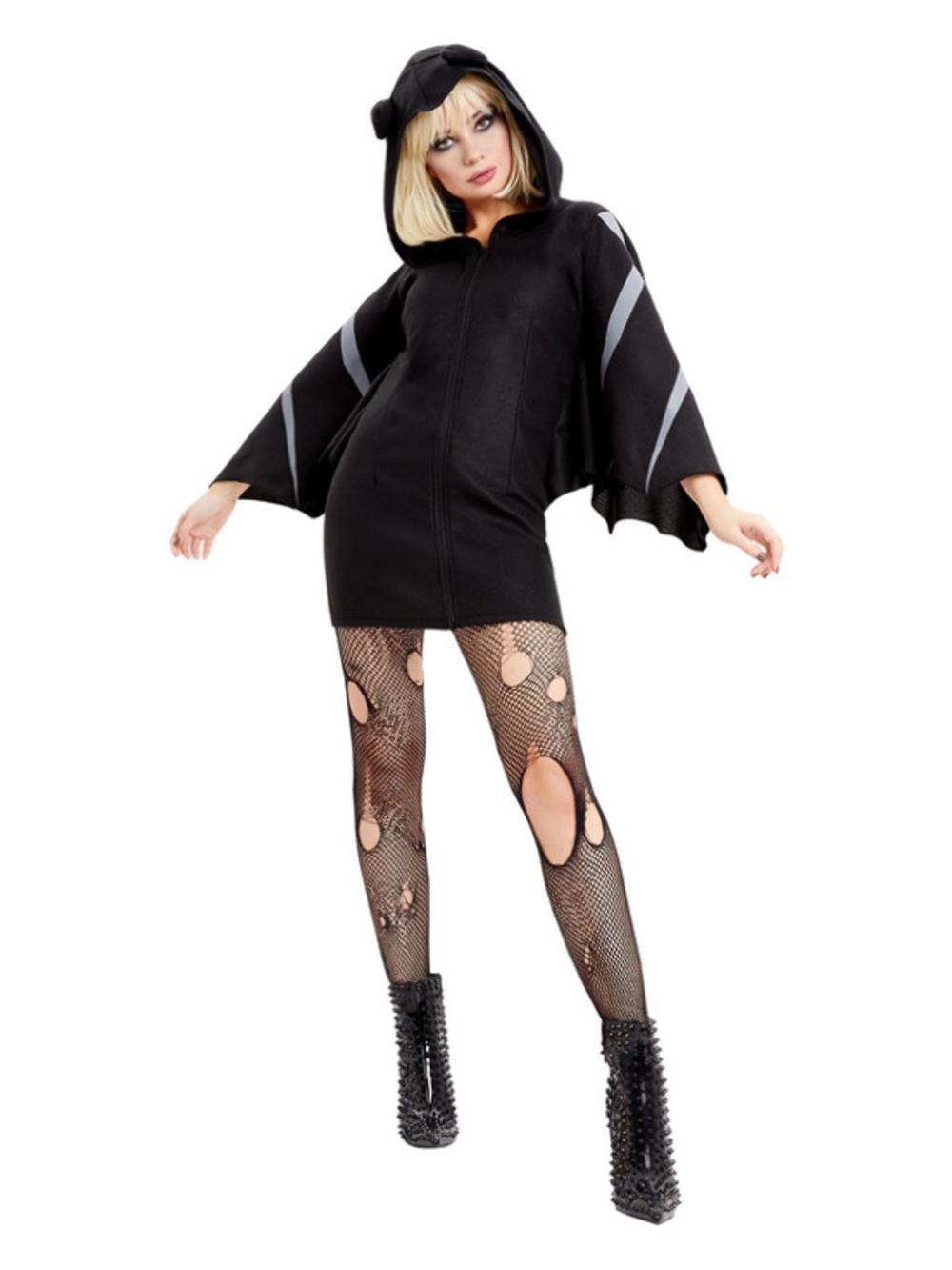 Ladies Bat Costume