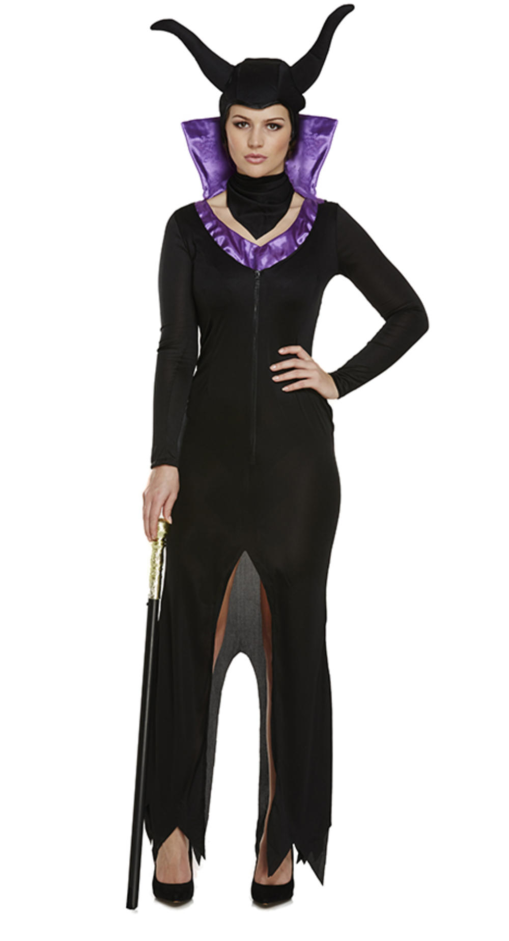 Evil Queen Ladies Costume