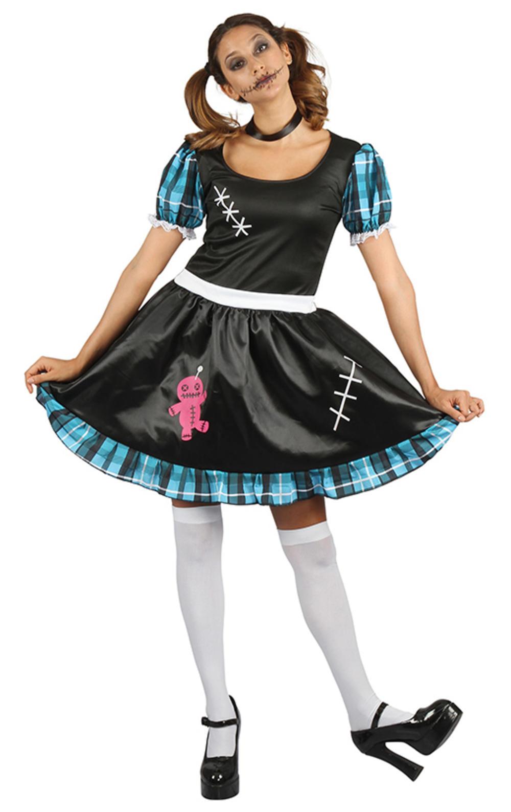 Voodoo Lady Costume