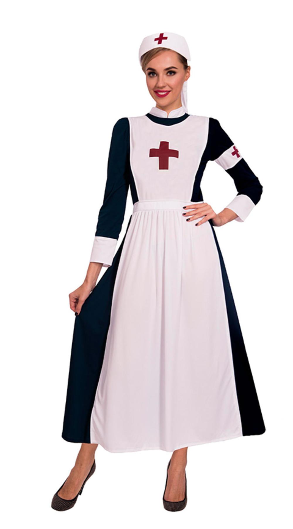 Great War Nurse Ladies Costume