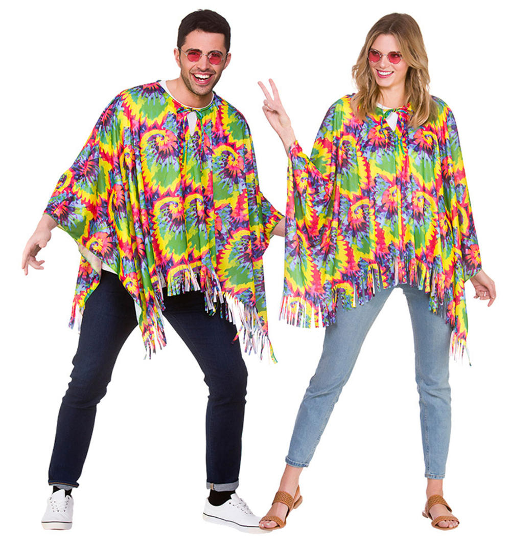 Adults Hippie Poncho