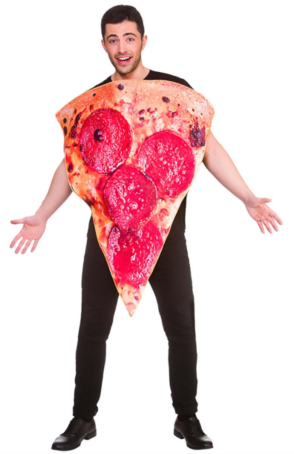 Funny Pizza Slice Costume
